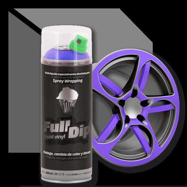 Spray carrocerías